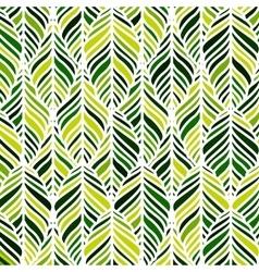 decorative ornamental seamless spring vector image