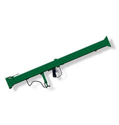 Bazooka anti-tank weapon vector
