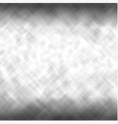 grey mosaic pattern vector image