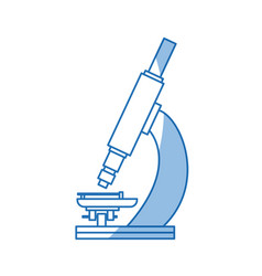 Microscope equipment discovery analyzing science vector
