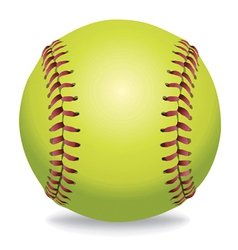 softball vector images over 3 300 rh vectorstock com softball vector clip art softball vector free