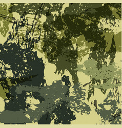Abstract military camouflage background made of vector