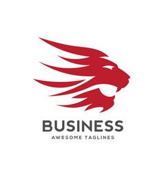 Best lion head logo vector