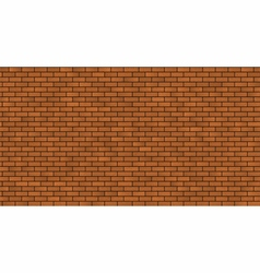 Seamless brick masonry vector