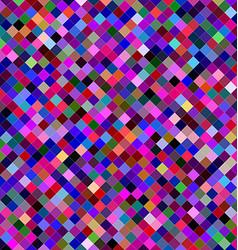 Multicolored square pattern background vector