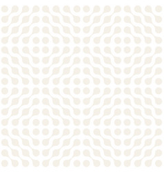 Seamless subtle lattice pattern modern stylish vector