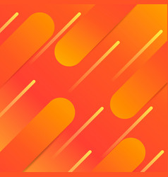Abstract background with color stripes vector