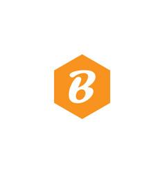 Letter bm b and m logo initials icon design vector