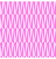 Pink Abstract Geometric Seamless Pattern vector image
