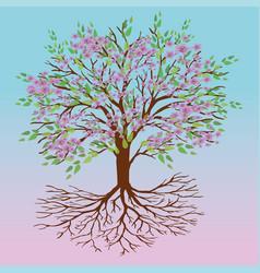 Tree of life spring version vector