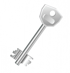 one key vector image