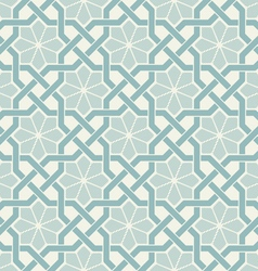 Ornamental seamless pattern abstract background vector image vector image