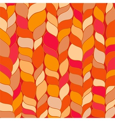 knitted background vector image