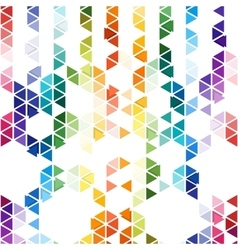 Abstract colorful business background modern vector image