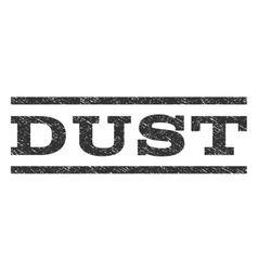 Dust Watermark Stamp vector