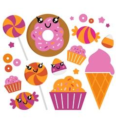 Sugar candy vector