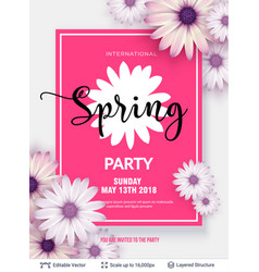 Mother day sale banner template vector