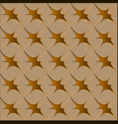texture golden-coffee color abstract pattern vector image