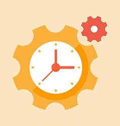 Precision time vector