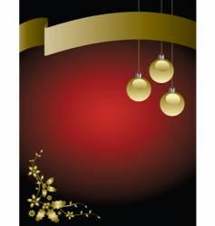 Christmas 2009 vector image