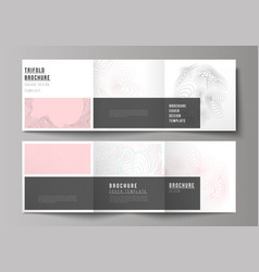 the minimal editable layout of square vector image