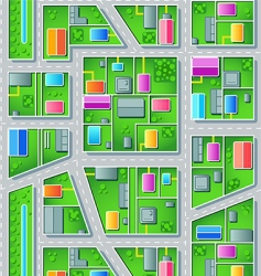 city design vector image vector image