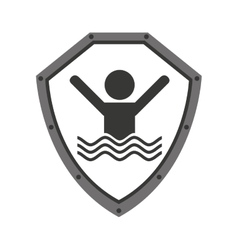 Best insurance concept icon vector