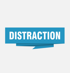 Distraction vector