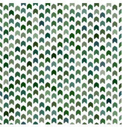 seamless pattern in green colors modern vector image