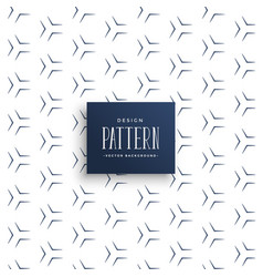 Clean subtle pattern background vector