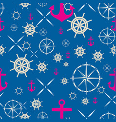 pattern 0082 sea subject vector image