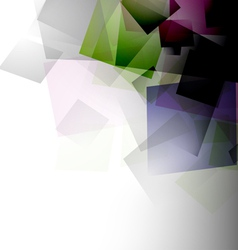 Asbtract Geometric Background vector image