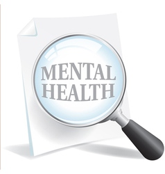Mental health vector