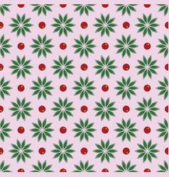 pattern 0046 juicy berry vector image