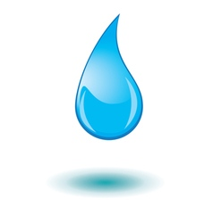 water drop s vector image