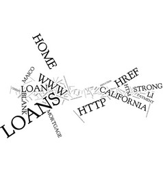 The benefits to get loans in maico home loans vector