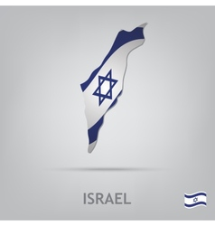 Country israel vector