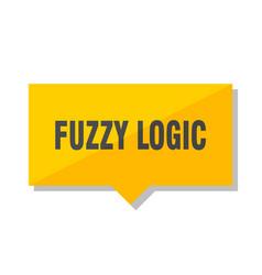 Fuzzy logic price tag vector