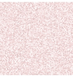 Halftone Pattern Red Dotted Background vector