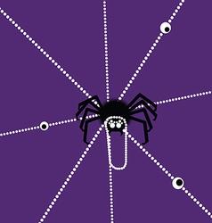Halloween Spyder vector