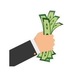 Bill icon Financial item design graphic vector