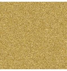 Golden glitter texture EPS 10 vector