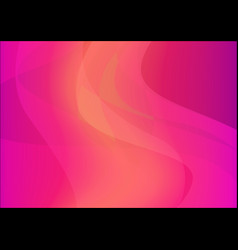 horizontal abstract background pink color vector image