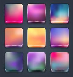Texture icon vector image