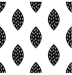 Childrens seamless pattern in scandinavian style vector