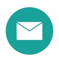 Email or mail symbol vector image