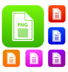 File png set collection vector
