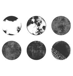 grunge stamp set vector image