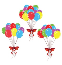Bunch of Balloons2 vector