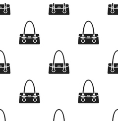 Women bag icon of for web and vector